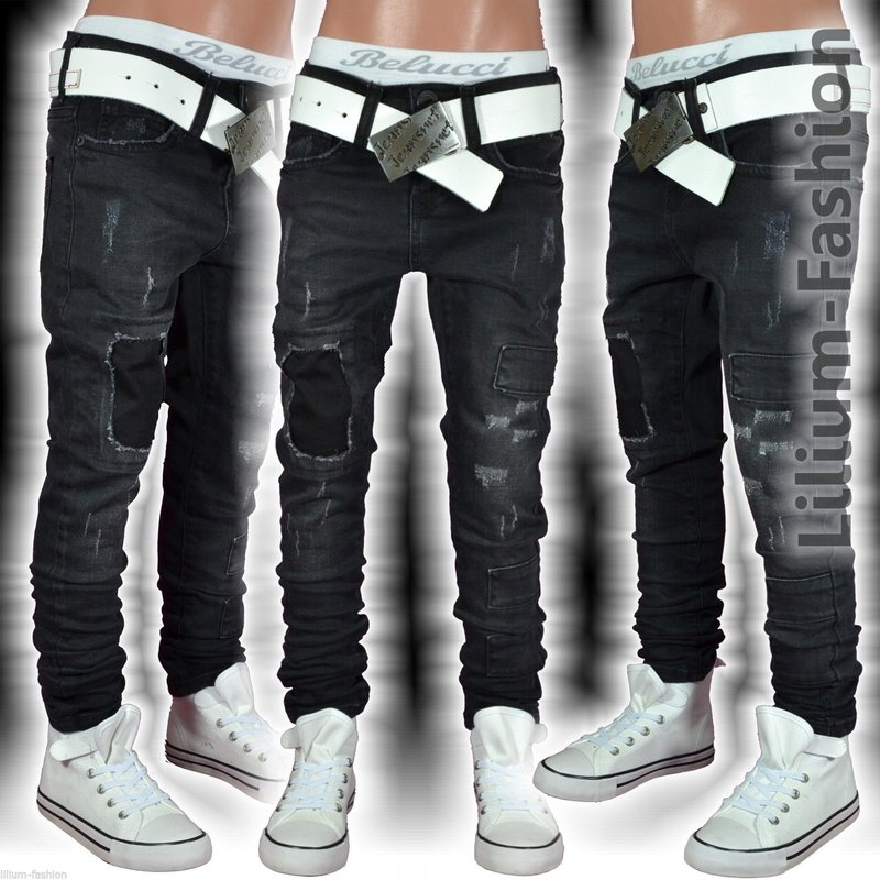 10600 denimlab jeans hose junge kinder kinderjeans skinny. Black Bedroom Furniture Sets. Home Design Ideas