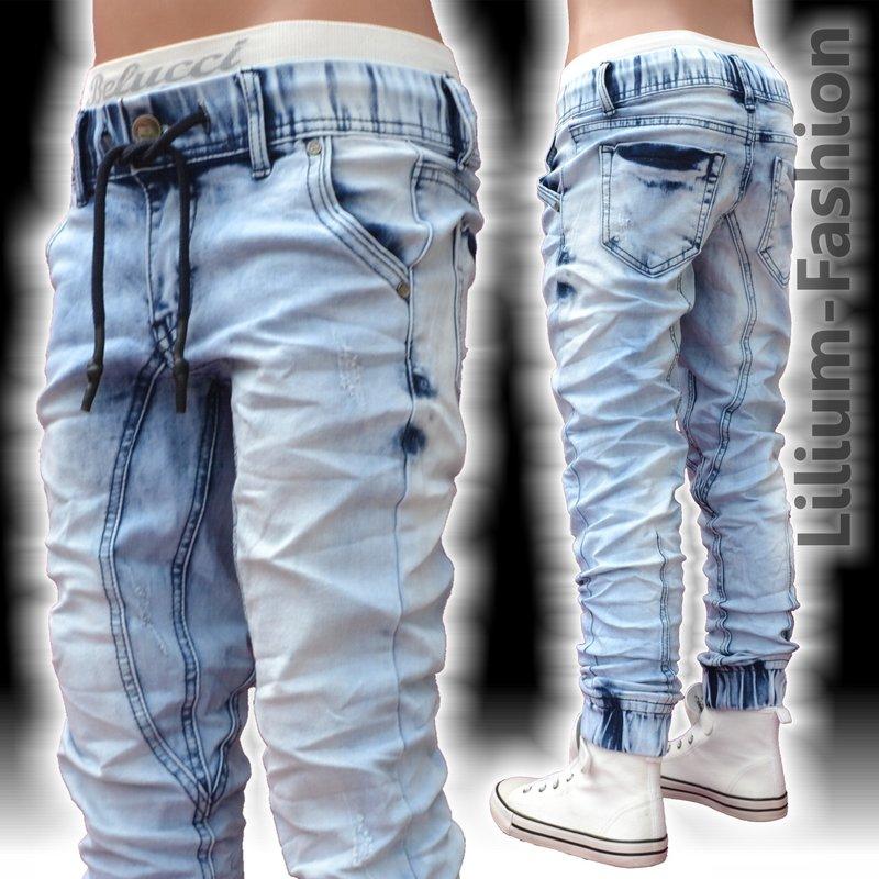 a1802 coole jogg jeans hose biker style junge kinder. Black Bedroom Furniture Sets. Home Design Ideas
