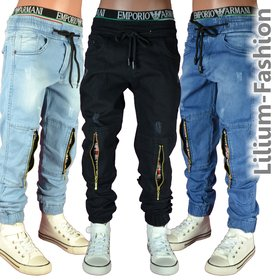 Joggjeans Slim-Fit